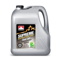 Моторное масло Petro-Canada SUPREME SYNTHETIC 5W30, 4л